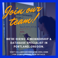 membership and database specialist, hiring