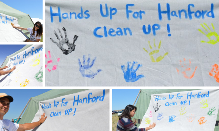 Hands for hanford cleanup