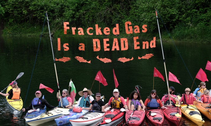 Fracked Gas
