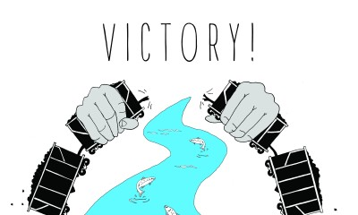 coal victory poster by nina montenegro