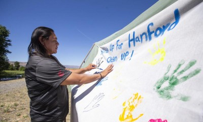 Hands for Hanford Clean Up!